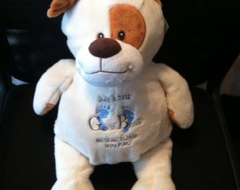 Personalized Stuffed Animal-Dog