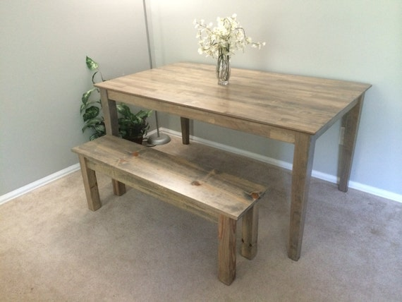 Dinning Table Kitchen Table Desk With Custom Driftwood