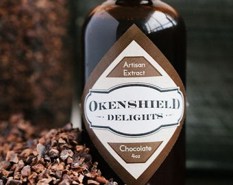 All Natural Chocolate Extract
