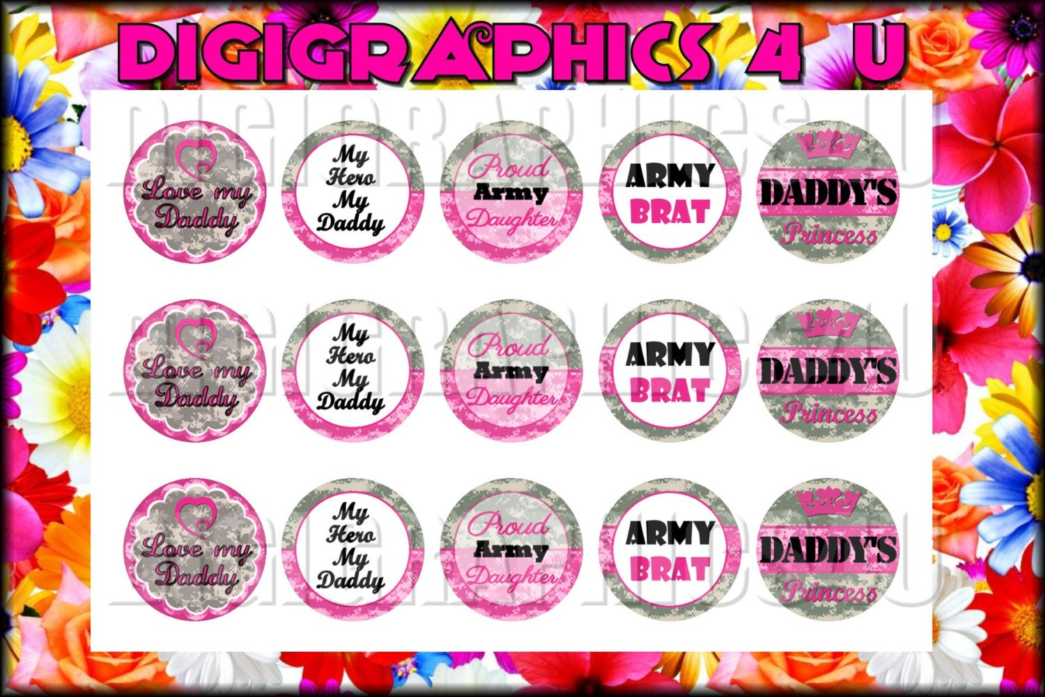 For hairbows bracelets jewelry keychains cupcake toppers and more