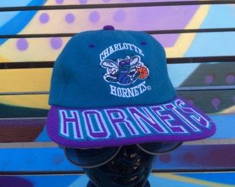 Charlotte Hornets NBA snapback cap / hat