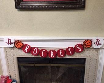 Houston Rockets Banner