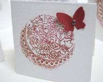 Popular items for indian wedding card on Etsy