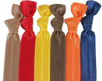 Ribbon Hair Ties Hair Tie Bracelet Hairtie Ponytail Tie - No Tug Hair Tie, Hairtie Twistband – Hair Tie Bracelet, Ribbon Hair Ties
