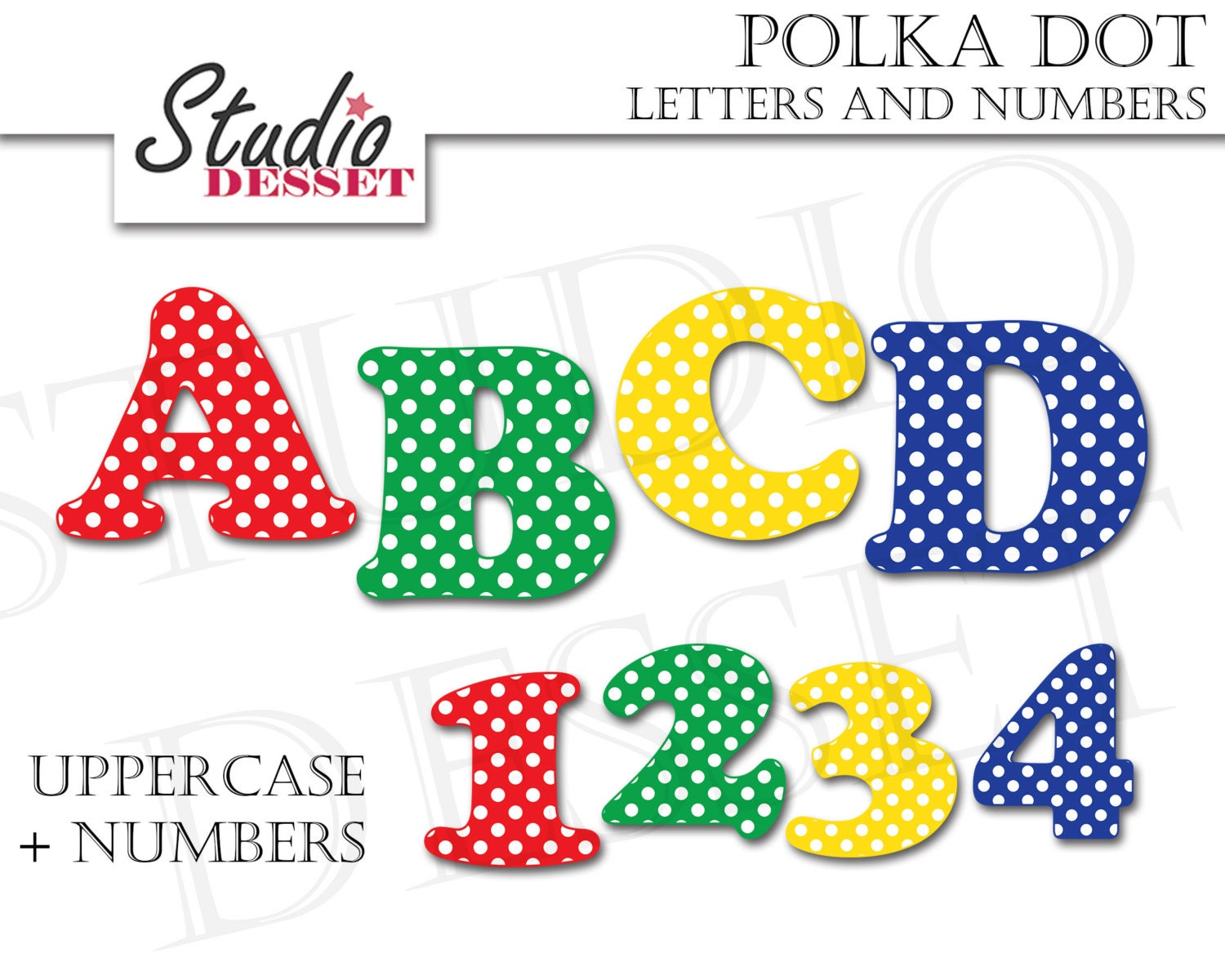 letter a with polka dots polka dot letters alphabet and numbers cliparts abc clipart 22783 | il fullxfull.612307518 h5lb