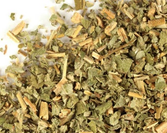 Agrimony dried herb 4 oz. (Agrimonia eupatoria)
