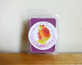 Rio Sunset Soy Wax Melt, Wax Tart, Wax Cubes, Wickless Candle, Berry Scent, Grape Scent, Rio Rumberry Type