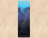 Giving Your Heart - Bookmark, Inspirational Quotes, Whale Shark