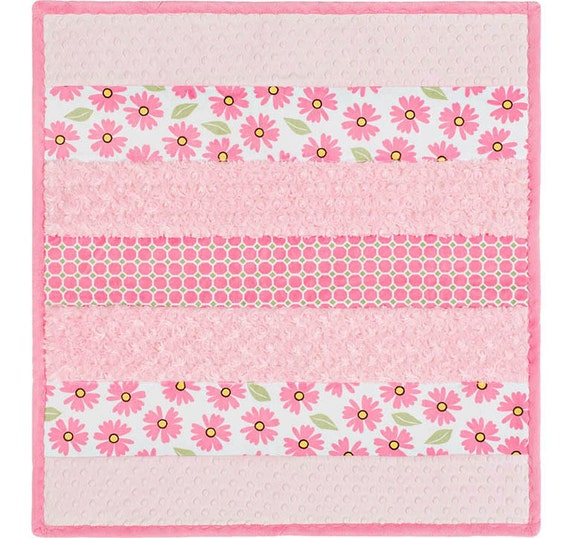 All Girl Wee One Minky Cuddle Kit By Shannon Fabrics Minky