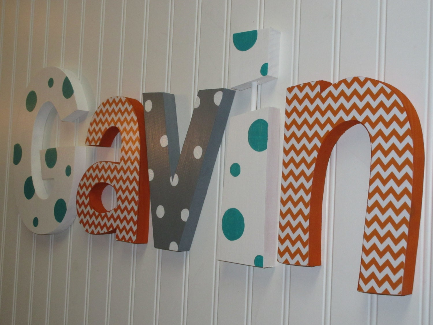 baby boy nursery letters zoom