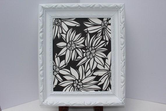 Multiple Flower Drawings Original Flowers Drawing in