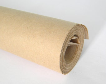 Kraft Wrapping Paper Roll, 30 Feet Roll, Kraft Brown Gift Wrap, Banner Paper