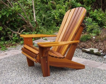 adirondack chair building plan