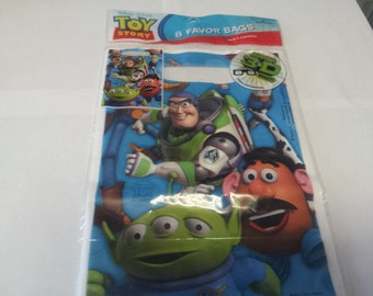 toy story favor bags