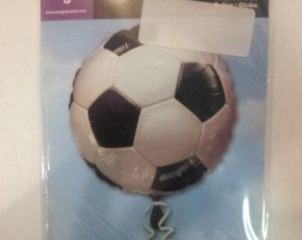 soccer balloon,sports balloon,mylar balloons,party supplies