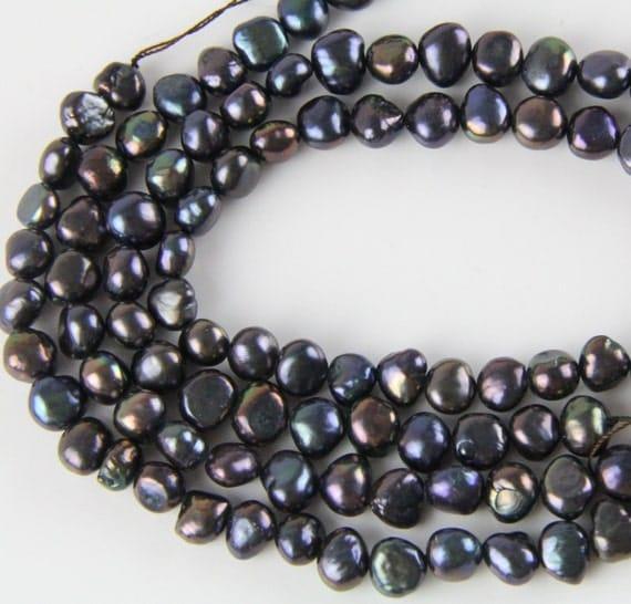 Baroque art irregular pearl