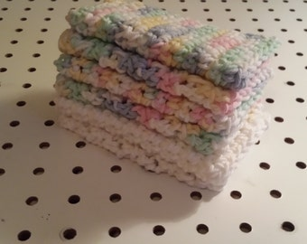 Baby Wash Rags (6)