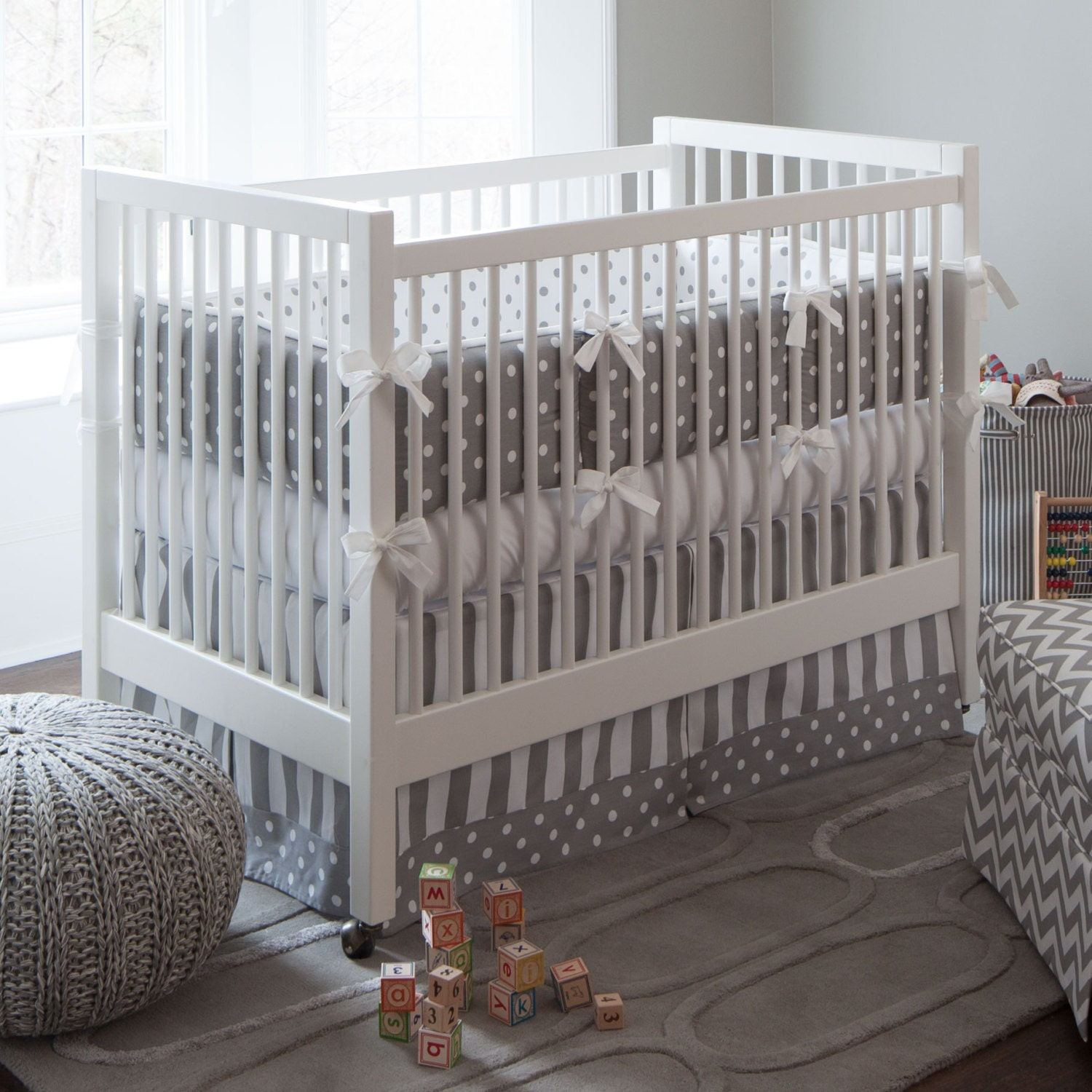 Neutral Crib Bedding Girl Baby Crib Bedding Boy Baby