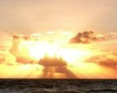Kauai Sunrise - Photo Magnet