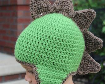 Dino Hat - Dinosaur Hat  - Dinosaur Costume