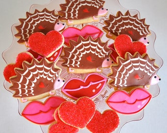 HedgeHOGS and Kisses  Cookie Collection