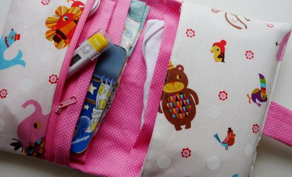 diaper bag diaper clutch diaper wipes by littlefriendsoftjark. Black Bedroom Furniture Sets. Home Design Ideas