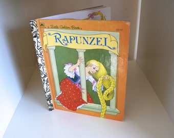 Rapunzel Little Golden Book 1991