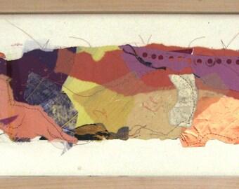 SENSELESS framed collage