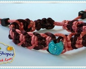Christmas Gift - Friendship bracelet - Handmade Bracelet - Gift Item - Adjustable Bracelet---