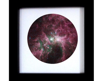 Fine art Space print.  Nebula photography. Cosmos art home decor wall art. cosmos photography.