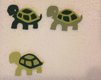 Quickutz Turtle Die Cuts