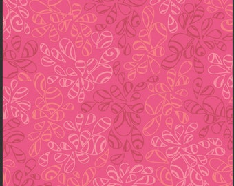 Nature Elements - Hot Pink - Art Gallery Fabrics Fabric Yardage