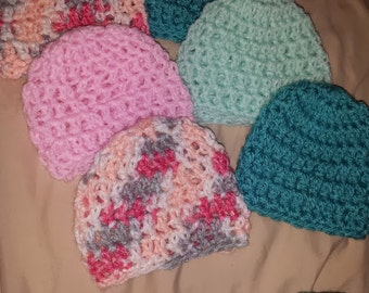 Preemie Hat, made with love.