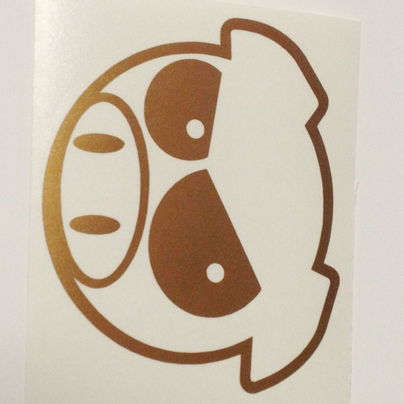 Precision Turbo Decal: Angry Rally Pig Sticker Decal Stickerbomb Vinyl By