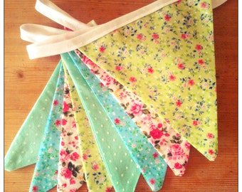 Traditional Bunting 2 Metres