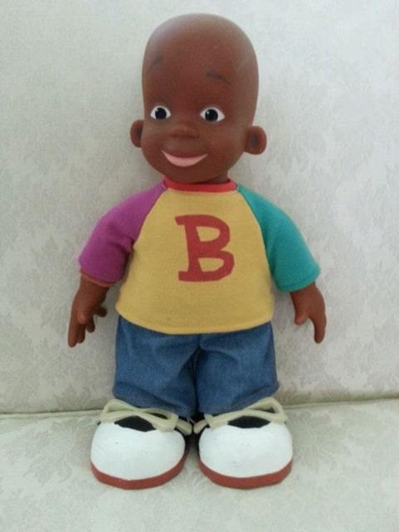 Little Bill Cosby Doll