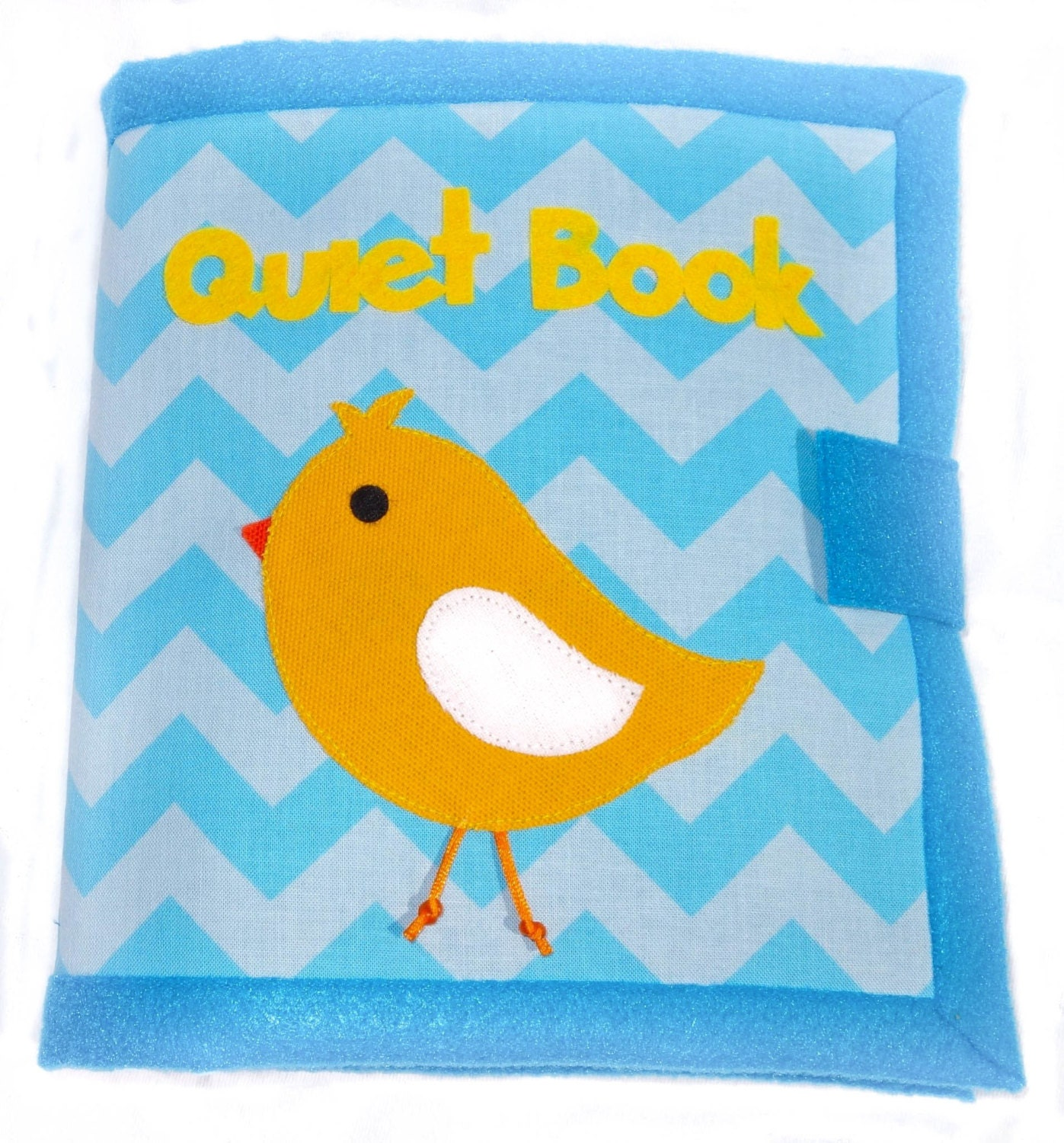Children S Fabric Book Cover : Quiet book pages cloth activity and learning busy