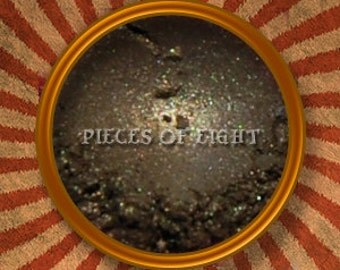 Pieces of Eight-Metallic Mineral Eye Shadow-Handmade in the USA