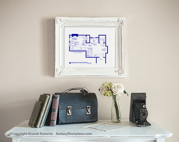 Rocky balboa poster wall decor tv show floor plan like this item malvernweather Image collections