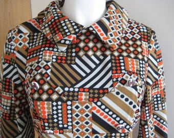 Dress/shirt/tunic Vintage 70