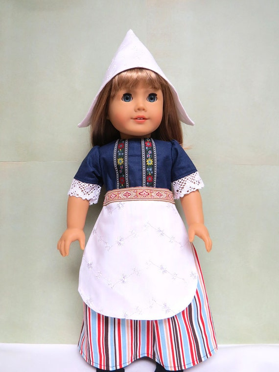 Items similar to american girl doll and 18 inch dolls for Garden tools for 18 inch doll