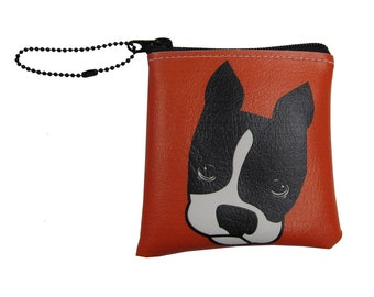 Little Packrats JACK the DOG Change Purse