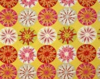 Kumari Garden - Shashi - Pink by Dena Fishbein for Free Spirit Fabrics