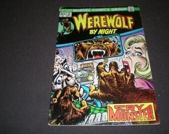 Werewolf by Night 12, (1973), Marvel Comics TW