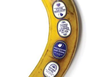 AIGA Colorado Banana Poster