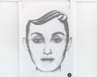 "Tea towel ""Amy"""