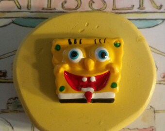 Cartoon Flexible Silicone Mold