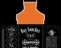 Personalized Whiskey Labels