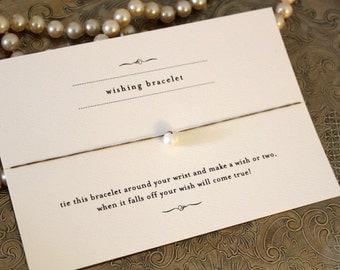 Sweet Wishing Bracelet