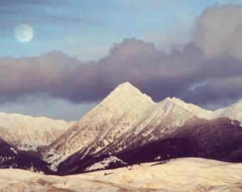 Bitterroot Mountain Range